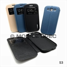 Samsung Galaxy S3 i9300 S View Mercury Flip Pouch Wallet Stand Case
