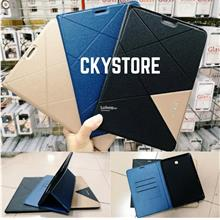 Samsung Tab A 8.0 T350 T355 P355 Triangle Standable Flip Case Pocket