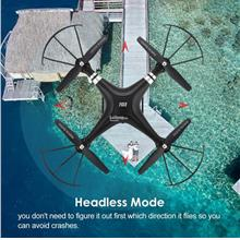 SH5HD 720P Adjustable HD Wifi Camera FPV Drone RC Quadcopter Altitude