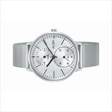 Alba Men Stainless Steel Mesh Strap Watch VD77-X006SBS