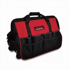 TOPTUL PBW-053A TOOL BAG WITH WHEELS AND TELESCOPING HANDLE