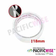 Double Sided Tissue Tape 18mm x 9yds