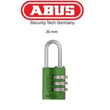 Abus 145/20 Combination Padlock Coloured