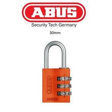 Abus 145/30 Combination Padlock Coloured 30mm