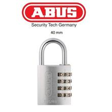Abus 145/40 Combination Padlock Coloured 40mm