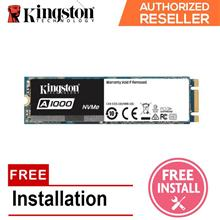 Kingston A1000 NVMe PCIe 960GB 480GB 240GB SSD M.2 2280 SATA SSD