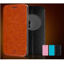 Asus Zenfone Zoom ZX551ML Flip Leather Case Cover Casing + Free Gifts