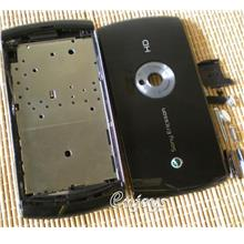 Enjoys: AP ORIGINAL HOUSING Sony Ericsson Vivaz U5 ~BLACK ~FULL SET