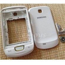 Enjoys: AP ORIGINAL HOUSING for Samsung Galaxy Mini S5570 ~WHITE #NEW#