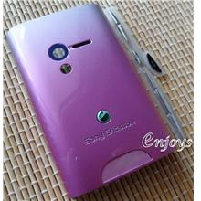 AP ORI BACK HOUSING Cover Sony Ericsson Xperia X10 mini / E10 ~PINK