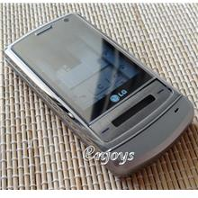 Enjoys: AP ORIGINAL HOUSING for LG KU970 Shine ~SILVER ~#NEW#