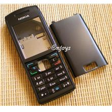 Enjoys: AP ORIGINAL HOUSING for Nokia E50 ~ BLACK ~ #FULL SET#