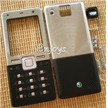 Enjoys: AP ORIGINAL HOUSING Sony Ericsson T650 ~BLACK ##Full Set##
