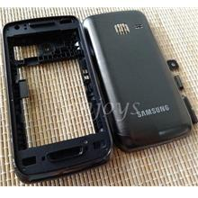 Enjoys: AP ORIGINAL HOUSING Casing for Samsung Wave Y S5380 ~BLACK