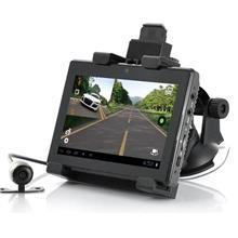 Android Tablet Car DVR With 3 Cameras, GPS, Wifi (WCR-25C).