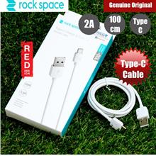 Rock Space Type C Cable for Samsung Note 9 Huawei P20 Pro