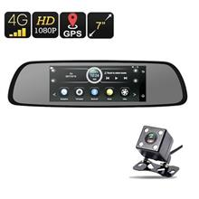 7 Inch Android 4G Dual Car Camera (WCR-29).