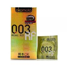003 Real Fit Condom 6s'