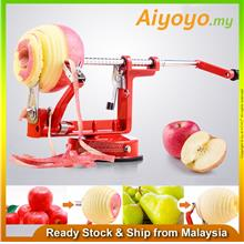 3 In 1 Apple Peeler Slicing Machine Tool Fruit Potato Skinnier Peel Slicer Cor