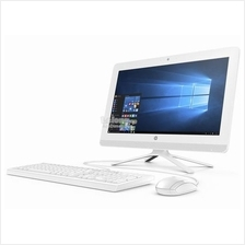 [27-Aug] HP 20-c409D All In One Desktop PC *White*
