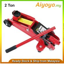 2 Ton Heavy Duty Hydraulic Floor Jack Car Vehicle Truck Repairing Hand Tool Ca