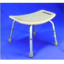 Shower Chair without Backrest and Armrest