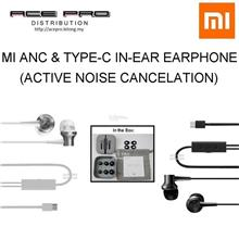 XIAOMI Mi ANC (Active Noise Cancellation) & Type C In-Ear Earphone