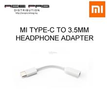 XIAOMI Mi Type C to 3.5mm Headphone Adapter - Earphone Audio Converter