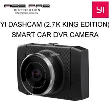 XiaoYi Yi Car DVR 2.7K King Edition - DashCam Recorder Camera English