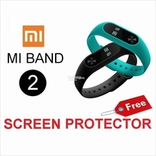 FOC Protector Ori XIAOMI Mi Band 2 Heart Beat Touch OLED MiBand v2