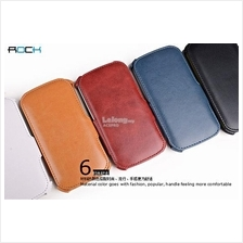 Rock Dance Side Flip Stand Leather Case iPhone 5 Galaxy S3