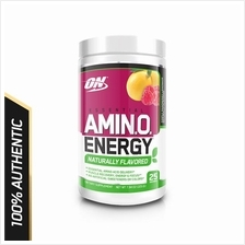 Optimum Nutrition Amino Energy Natural 225g - Simply Raspberry Lemon