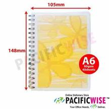 Double A Note Book 80gsm (A6)