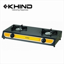 Khind Gas Cooker 10x10cm Beelive Burner Enamel Coated Body Gc6010