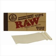 RAW Tips Wide 50 pieces / booklet