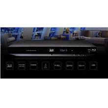 4-IN-1 3D BLURAY PLAYER BD-3606 ANTI CINAVIA WITH LIVE STREAMING dlna