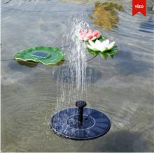 Solar Floating Water Pump Pool Garden Plants Fountain Watering Kit