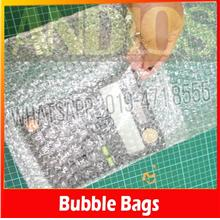 500pc -Bubble Wrap Pouch bag (25x23+14cm) Packaging Packing Fragile
