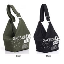 BBD Canvas Bag with Letter BG329