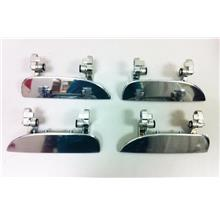 Viva / Viva Elite Chrome Door Handle Set