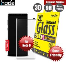 Hoda 3D Curve Tempered Glass for Samsung Galaxy Note 9 Case Friendly