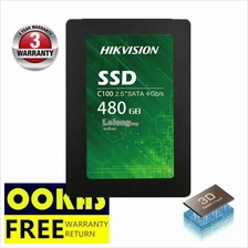 "HIKvision 3D NAND SATA III SSD 2.5"" Solid State Drive 480GB/240GB/120G"