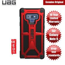 UAG Protection Case Monarch Series for Samsung Galaxy Note 9 (red)