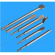POWER TOOLS CHISEL & BULL POINT ACCESSORIES (PTCP)