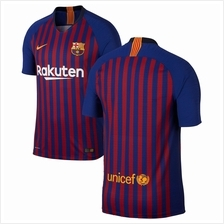Jersey - FC Barcelona Home Jersey 2018/2019 Football Jersey Online Malaysia |