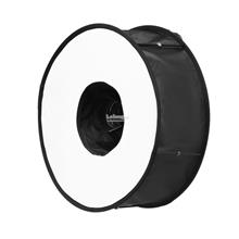 Neewer Ring Flash Universal Collapsible Diffuser Soft Box for Speedlig