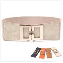 PU Leather C-Shape Flexible Belt 14115