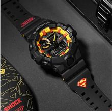 CASIO G-SHOCK GA-700BY-1APRDC JUSTICE LEAGUE SPECIAL EDITION