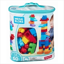 Mega Bloks: Big Building Bag (60pcs) - Classic - 36% OFF!!)