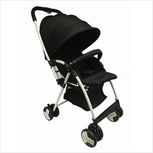 JETTE Jimmy Stroller - Black - 35% OFF!!)